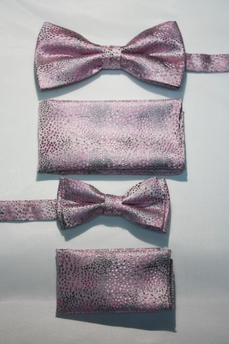Father and Son Bow Tie and Hanky -FNS-15148 FNS-15148