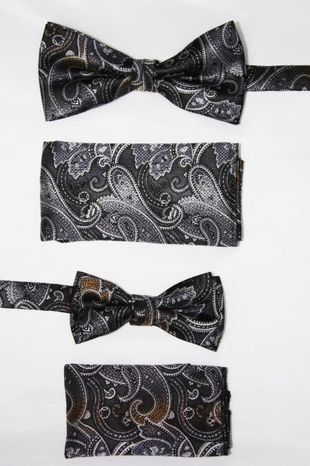 Father and Son Bow Tie and Hanky -FNS-15172 FNS-15172