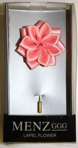 Lotus Lapel Flower 19 PINK LLF-19-PINK