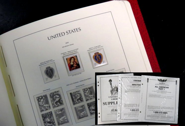 Stamp Collecting Supplements