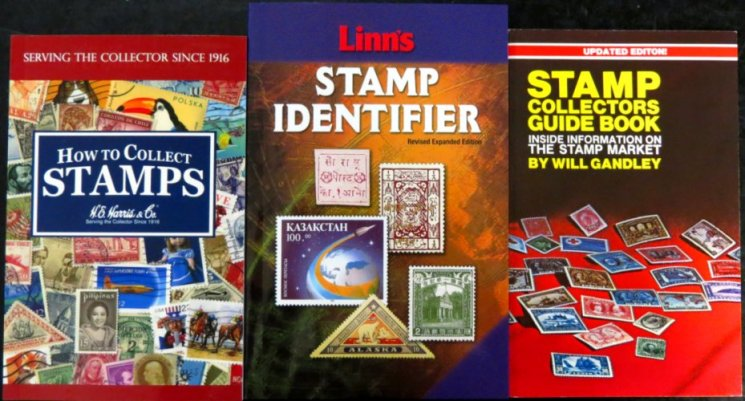 Stamp Collecting Reference Books