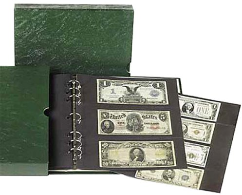 Littleton Paper Money Album with Slipcover #LCA44