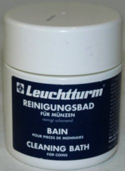 Lighthouse Cleaning bath for all coins (without de-oxidation)    318851 LHCCXMLD