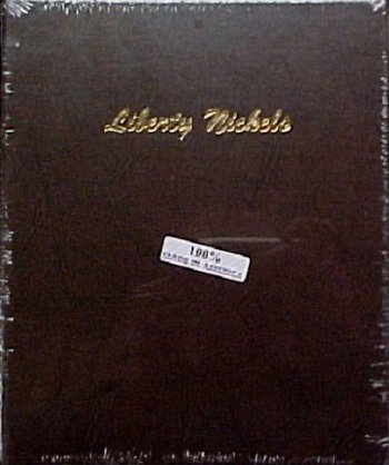 Dansco Album Liberty Nickels 1883-1912 #DN7111
