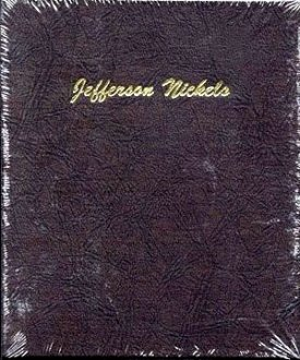 Dansco Album Jefferson Nickels 1938-2005  <p><B><font size=3 color=red>*TEMPORARILY OUT OF STOCK*<font size=3 color=black><B><p> #DN7113