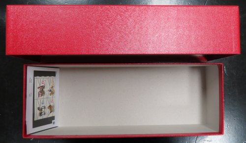 DISPLAY CARDS BOX For 104 Cards #HECO104BOX