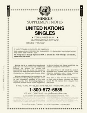 MINKUS UNITED NATION SINGLES 2011  #MKUNS11