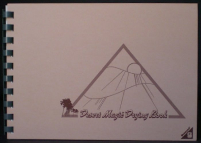 Showgard Desert Magic Drying Book 8 1/4 x 6 SH506