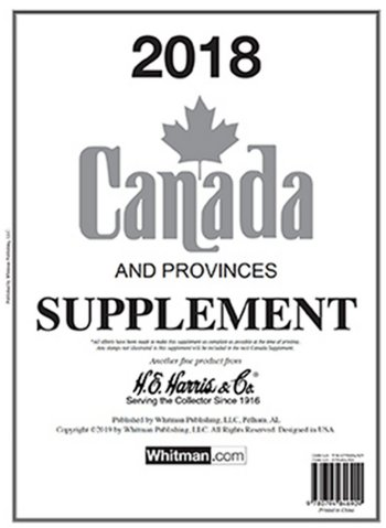 H.E.Harris CANADA 2020 Supplement HECAN20