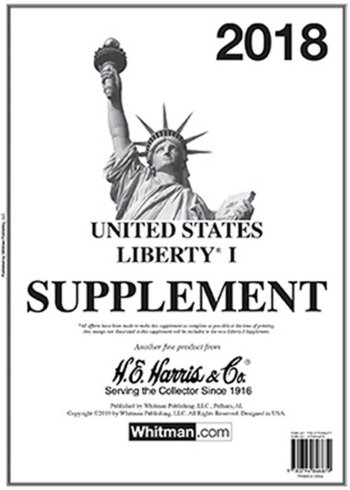 H.E.Harris U.S. Liberty 1 2018 Supplement HELIB118