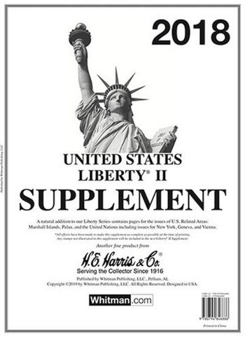 H.E.Harris Liberty 2 2018 Supplement HELIB218