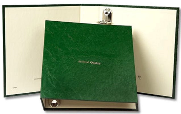 Littleton Blank 1.25 Binder. No pages. <p><B>*TEMPORARILY OUT OF STOCK*<B><p> LCA30