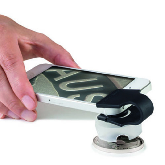 PHONESCOPE, ATTACHMENT FOR USE WITH SMARTPHONES LHMAGLUSMART