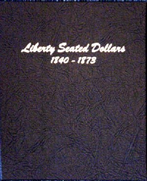 Dansco Album Early Dollars 1794-1803 DN6170