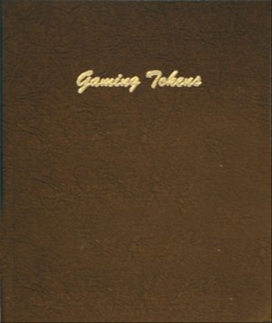 Dansco Album Gaming Token 9 Vinyl Pages, 12 2x2 pockets DN7006