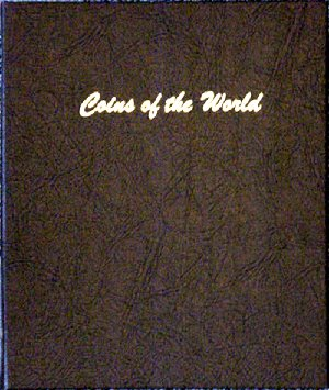 Dansco Album Coins of the World DN7011