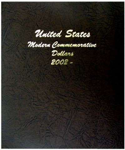 Dansco Album Modern Commemorative - Dollar 2002-2011P Vol 3 including proof DN70653