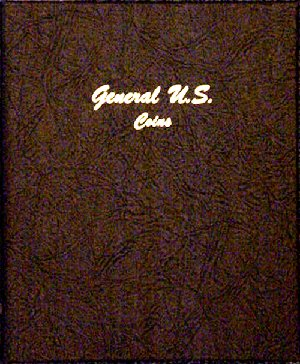 Dansco Album General US Coins DN7080