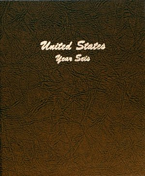 Dansco Album US Year Sets <p><B><font size=3.5 color=red>*TEMPORARILY OUT OF STOCK*<font size=3 color=black><B><p> DN7091
