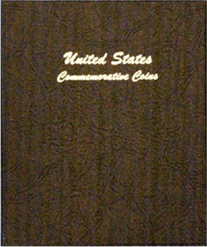 Dansco Album US Commemorative Type 1893-1954 <p><B>*TEMPORARILY OUT OF STOCK*<B><p> DN7094