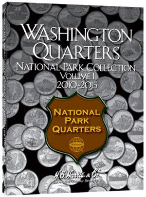 HE Harris National Park Quarters #1, PD, 60 Coin, 2010-2015 HECF2880