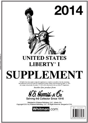 H.E.Harris U.S. Liberty 1 2014 Supplement HELIB114