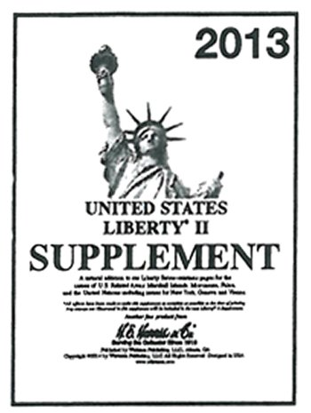 H.E.Harris Liberty 2 2013 Supplement HELIB213