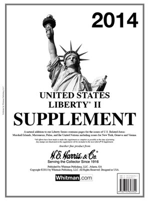 H.E.Harris Liberty 2 2014 Supplement HELIB214