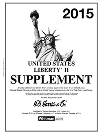H.E.Harris Liberty 2 2015 Supplement HELIB215