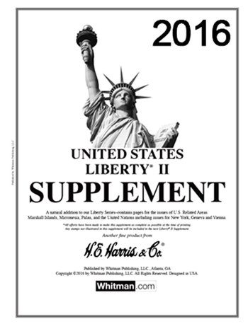 H.E.Harris Liberty 2 2016 Supplement HELIB216