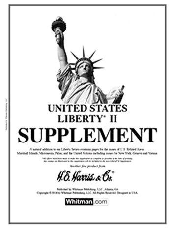 H.E.Harris Liberty 2 2012 Supplement HELIB212