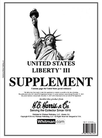 H.E.Harris U.S. Liberty 3 2012 Supplement HELIB312