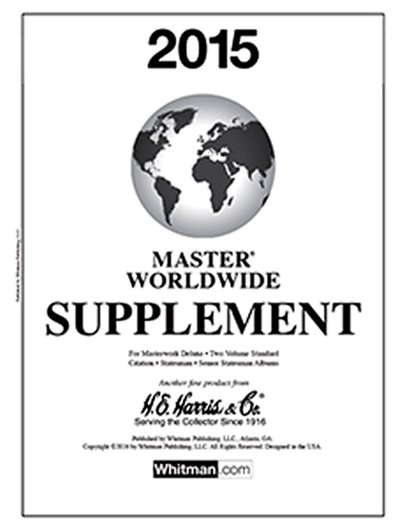H.E.Harris Master World 2015 Supplement HEMW15