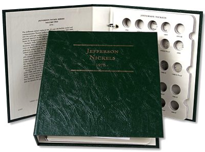 Littleton Jefferson Nickel Album No. 2 1976-2006 LCA29