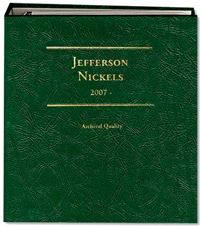 Littleton Jefferson Nickel Album No. 3 2007-date LCA72