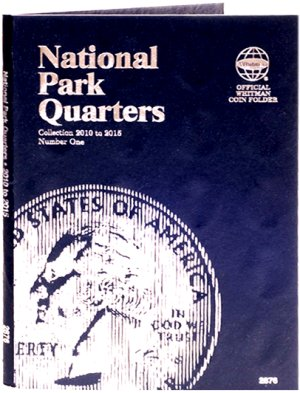 Whitman National Park Quarters #1, PD, 60 Coin, 2010-2015 WH2876