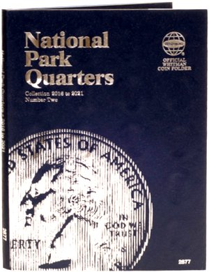 Whitman National Park Quarters #2, PD, 60 COIN, 2016-2021 WH2877