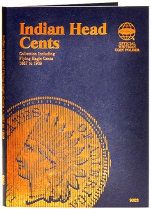 Whitman Indian Head Cents, 1857-1909  WH9003