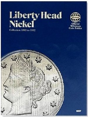 Whitman Liberty Head Nickels, 1883-1912 WH9007