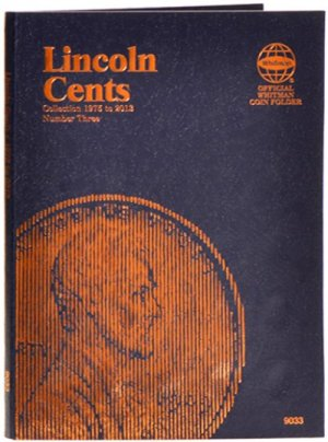 Whitman Lincoln Cents #3, 1975-2013 WH9033