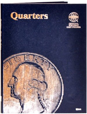 Whitman Quarters - Plain Folder WH9044