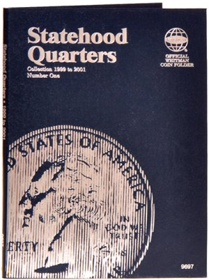 Whitman Statehood Quarters #1, 1999-2001 WH9697