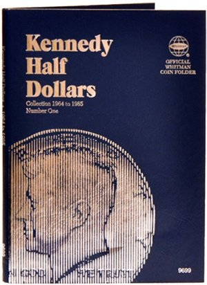 Whitman Kennedy Halves #1, 1964-1985 WH9699